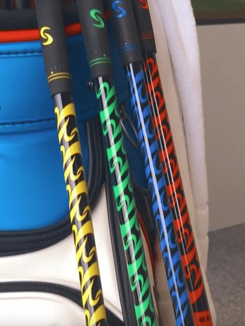 SuperSpeed Golf men's training system