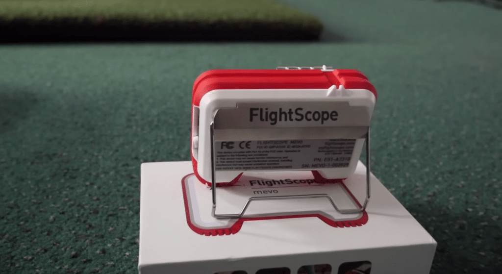 FlightScope Mevo stand